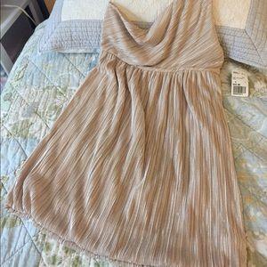 Forever 21 one shoulder dress 👗 sz s